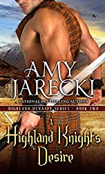 A Highland Knight's Desire (A Highland Dynasty Book)