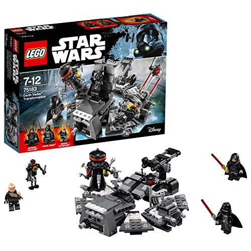 LEGO Darth Vader Transformation Construction Toy