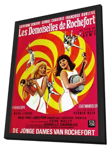 the-young-girls-of-rochefort-11-x-17-framed-movie-poster
