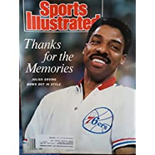 Sports Illustrated May 4 1987 Julius Erving