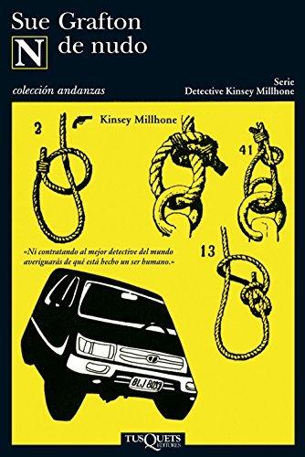 N de nudo (Spanish Edition) by Sue Grafton (2012-04-30)