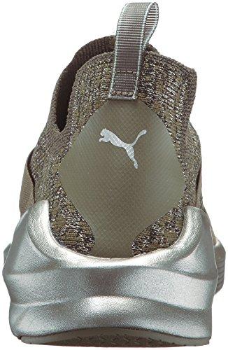 Puma Puma Puma Para mujeres tenis feroz evoknit Metallic Wn-elegir talla Color 141ac2
