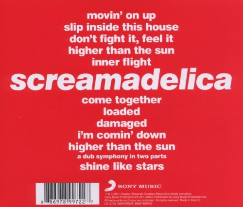 Screamadelica (20th Anniversary Edit Ion)