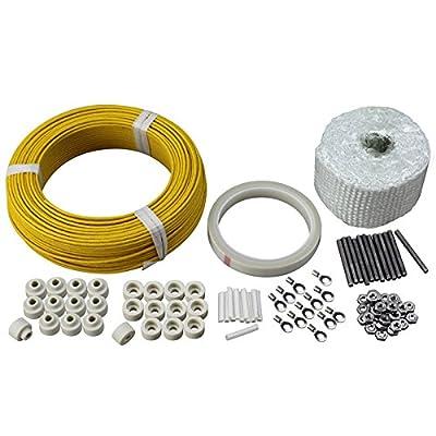 ALTO-4881 Warmer Element 208V 210' Heater Wire - Replaces Alto Shaam 4881 - SharpTek Supply OEM