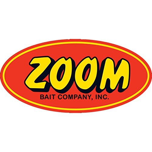 Zoomzoom Finesse Worm, Green Pumpkin Candy ()