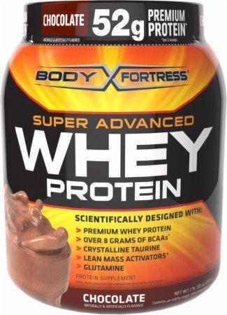 Body Fortress Super Advanced Whey Protein 2lb Chocolate