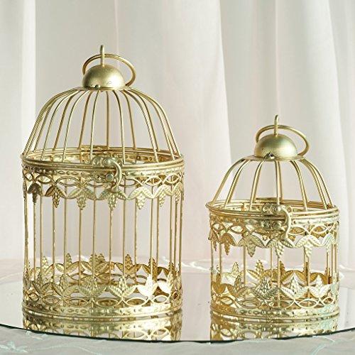 BalsaCircle Set of 2 Gold 7
