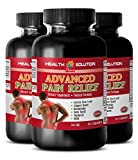 Product review for immune support capsules - ADVANCED PAIN RELIEF - 610MG - msm powder - 3 Bottle (180 Capsules)