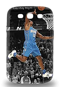 Popular Galaxy New Style Durable Galaxy S3 3D PC Case NBA Orlando Magic Dwight Howard #12 ( Custom Picture iPhone 6, iPhone 6 PLUS, iPhone 5, iPhone 5S, iPhone 5C, iPhone 4, iPhone 4S,Galaxy S6,Galaxy S5,Galaxy S4,Galaxy S3,Note 3,iPad Mini-Mini 2,iPad Air )