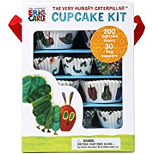 The World of Eric Carle(TM) The Very Hungry Caterpillar(TM) Cupcake Kit
