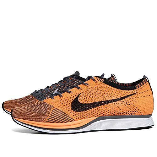 Orange Black Running Racer Flyknit Nike Men Shoes xqXfZnCBOw