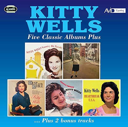 (Five Classic Albums Plus)
