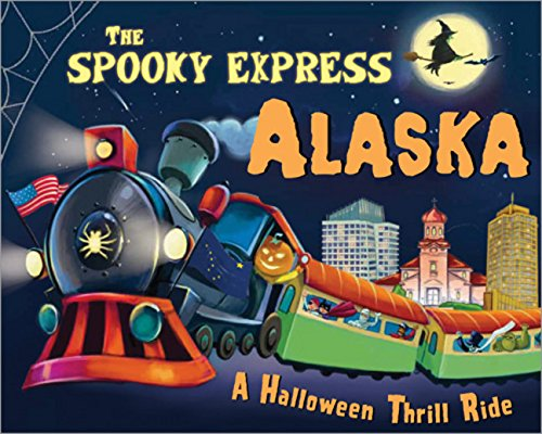 The Spooky Express Alaska (A Halloween Thrill Ride) for $<!--$4.89-->