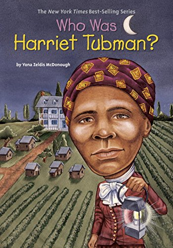 Books : Who Was Harriet Tubman?