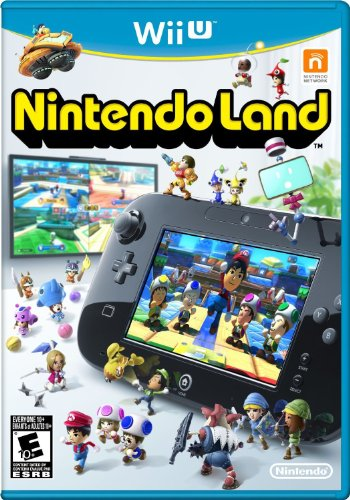 Nintendo Land – Nintendoland (Wii U) IMPORT – NEW AND SEALED – QUICK DISPATCH