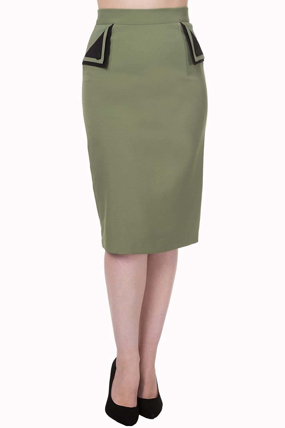 Pencil Skirt Banned Apparel