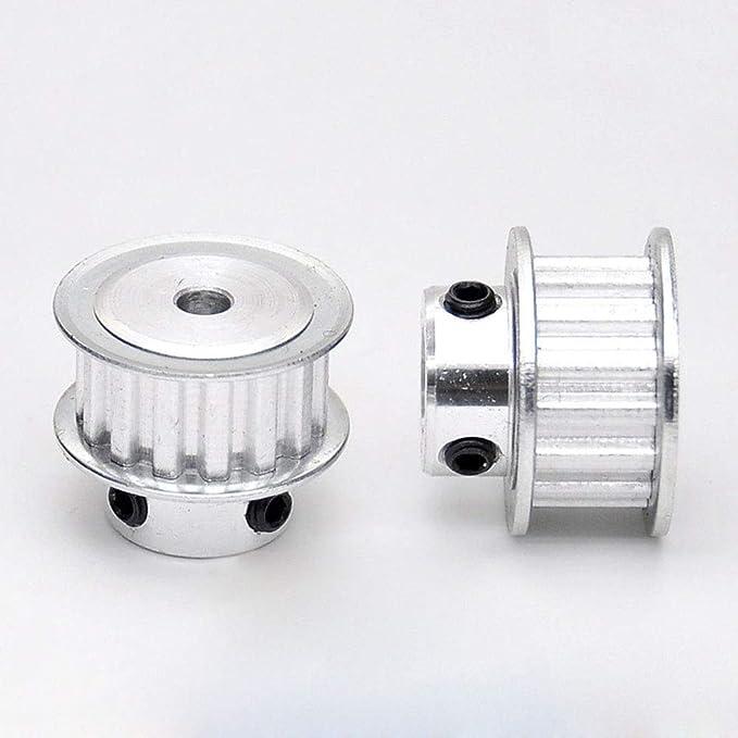 XL20T Timing Belt Pulley Gear Wheel Sprocket 4-20mm Bore For 10mm Width Belt