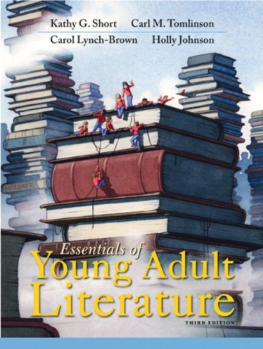 Essentials of Young Adult Literature (3rd Edition) -