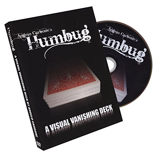 MMS Humbug (Blue Card with DVD) by Angleo Carbone - Trick