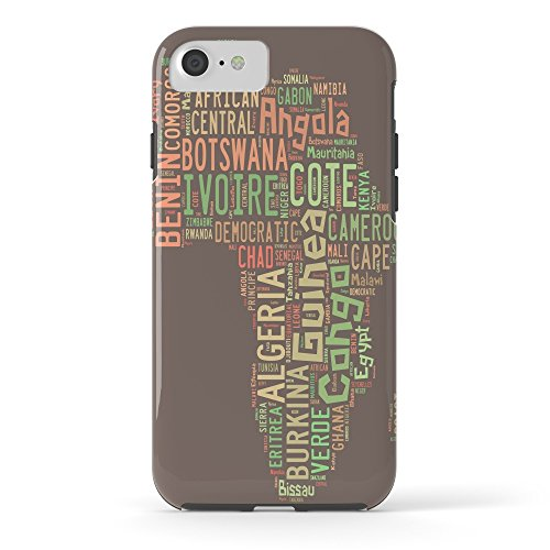 society6-africa-typography-map-all-countries-tough-case-iphone-7