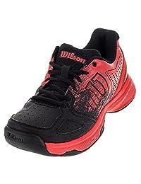 Wilson Kids KAOS Jr Comp Unisex Tennis Shoe Radient Red