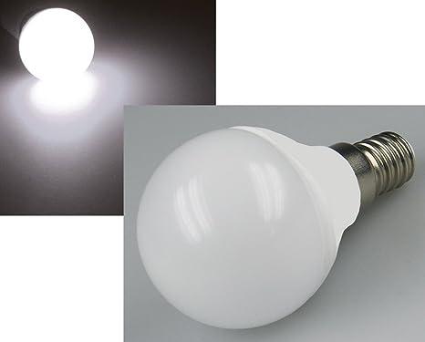 """E14 bombilla LED Gota """"T50 Color Blanco, Epistar LED, 6000 K"""