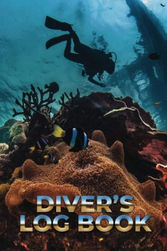 - Diver's log book: Scuba Diving Log Book, Dive Log Book , Scuba Log Book Mini Size 6x9