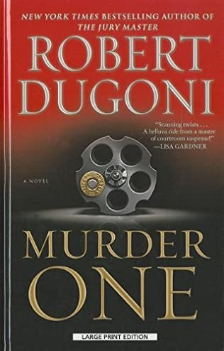 book cover of Murder One