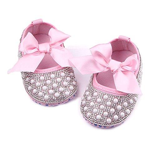 leap frogDiy Diamond Toddler Shoes - Mary Jane Bebé-Niños Rosa