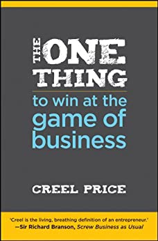 how to win at the sport of business amazon