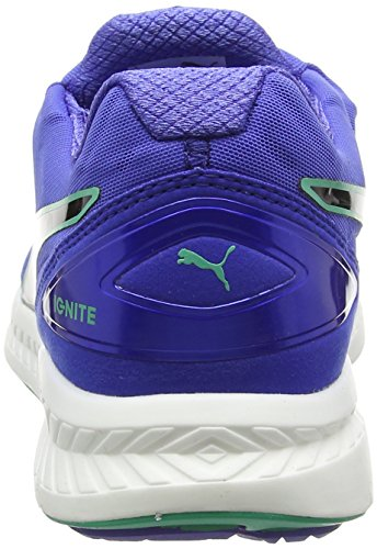 Femme Chaussures Multicolore Black Ignite Puma Disc Mint Running Wn's Leaf Blue Dazzling RX7qwa