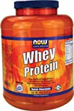Now Foods - Whey Protein Chocolate 6 lb