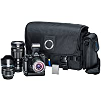 Olympus OM-D E-M5 Mark II PRO Kit (Black) Key Pieces Review Image