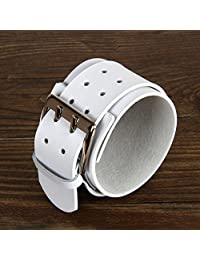 Original Tribe Fashion Punk Leather Belt Mens Cuff Bracelet Sl2660