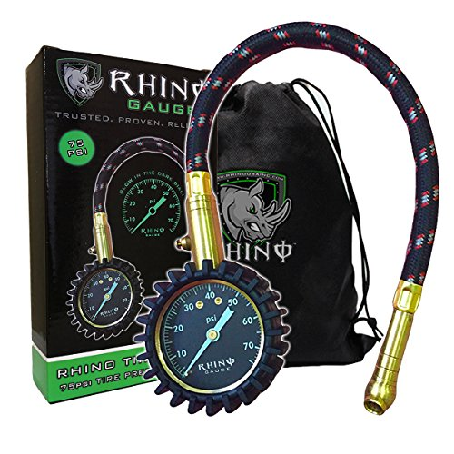 Rhino USA Heavy Pressure Gauge product image