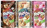 Meiji Hello Panda Biscuits Variety 6 Packs