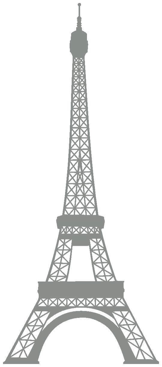 Samunshi® Wandtattoo Eiffelturm Paris Wandaufkleber in 13 Größen und 25 25 25 Farben (69x160cm Enzian) B00913GLA0 Wandtattoos & Wandbilder d1b517