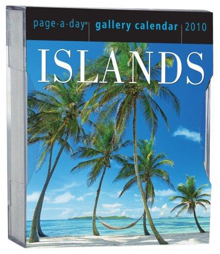 Islands Gallery Calendar 2010