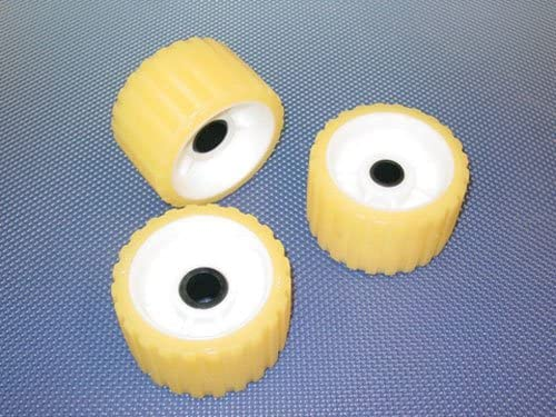 """YATES 5/"""" x 3/"""" Molded Wobble Roller, 1-3//32/"""" I.D. for 1/"""" shaft #500YW-8P"""
