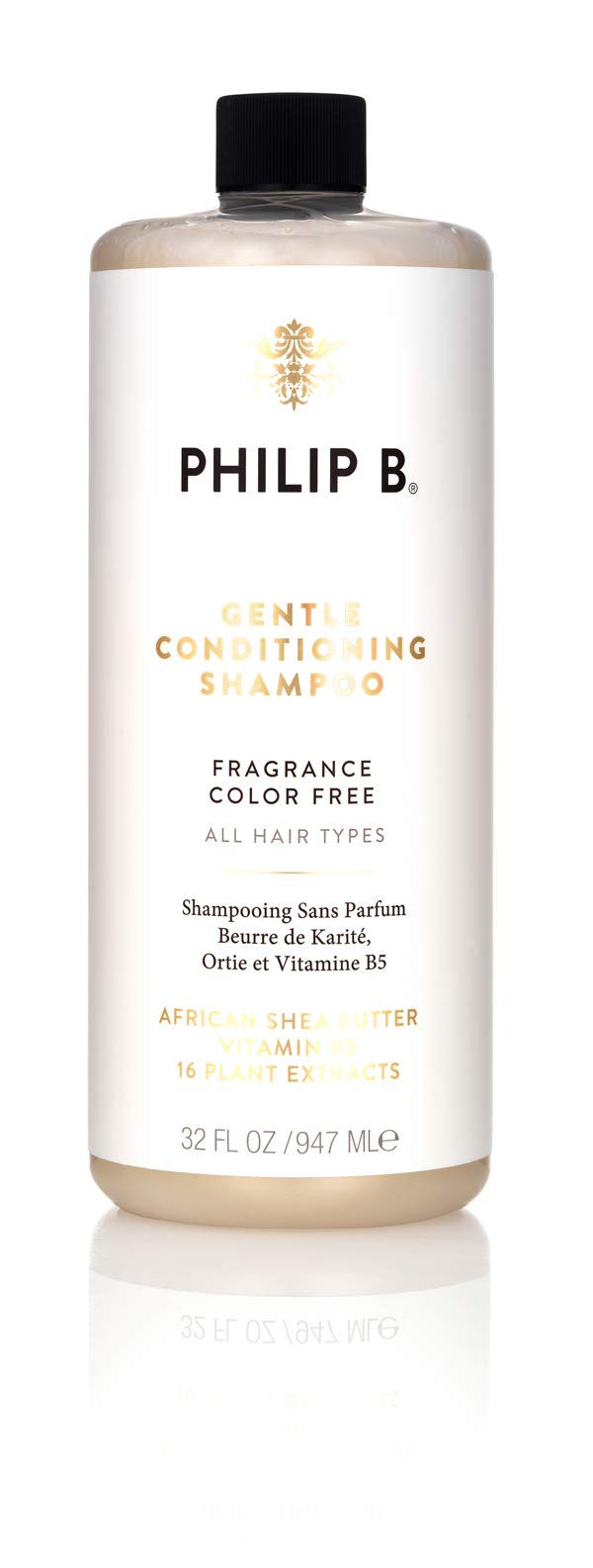 Philip B Gentle Conditioning Shampoo (32 Ounces) by PHILIP B.
