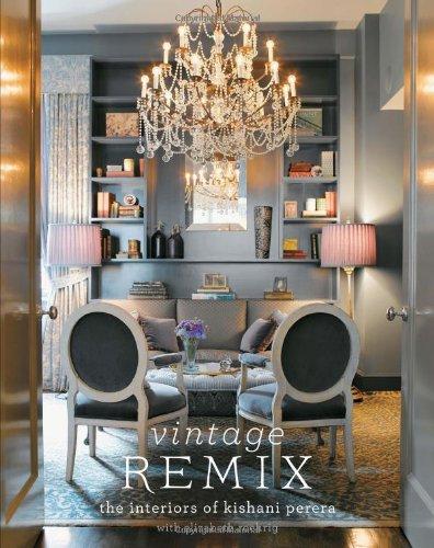 Vintage Remix: The Interiors of Kishani Perera (Remix-design)