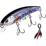 TRUSCEND Bass and Trout Fishing Lures,Twitching...