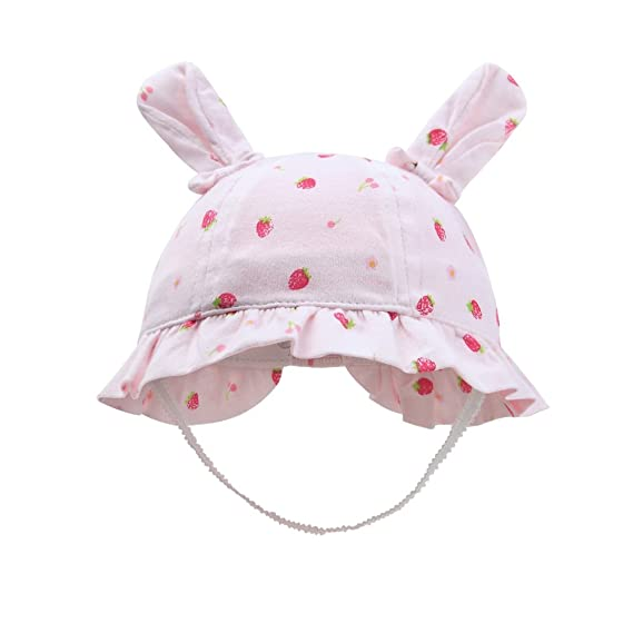 18fcdceb8fad vivobiniya Newborn boy and Girl Summer Hats Baby Sun Hats Toddler hat 0-12m  (3-6m