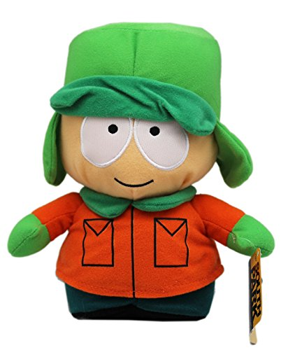 South Park Kyle Broflovski Standing Upright Collectible Plush Toy (9in)