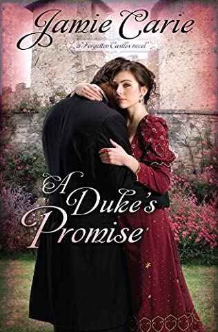 book cover of A Duke\'s Promise