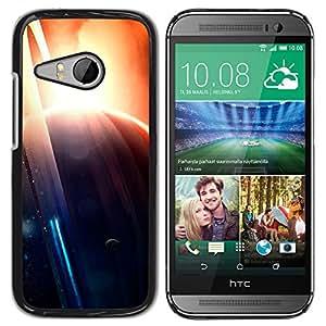 Planetar® ( Earthly Cosmic Triumphant ) HTC ONE MINI 2 / M8 MINI Fundas Cover Cubre Hard Case Cover