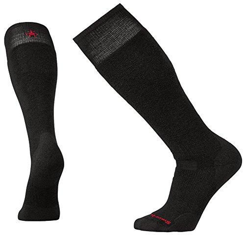 Smartwool Leg Warmer (Smartwool PhD Slopestyle Medium Socks (Black) Medium)