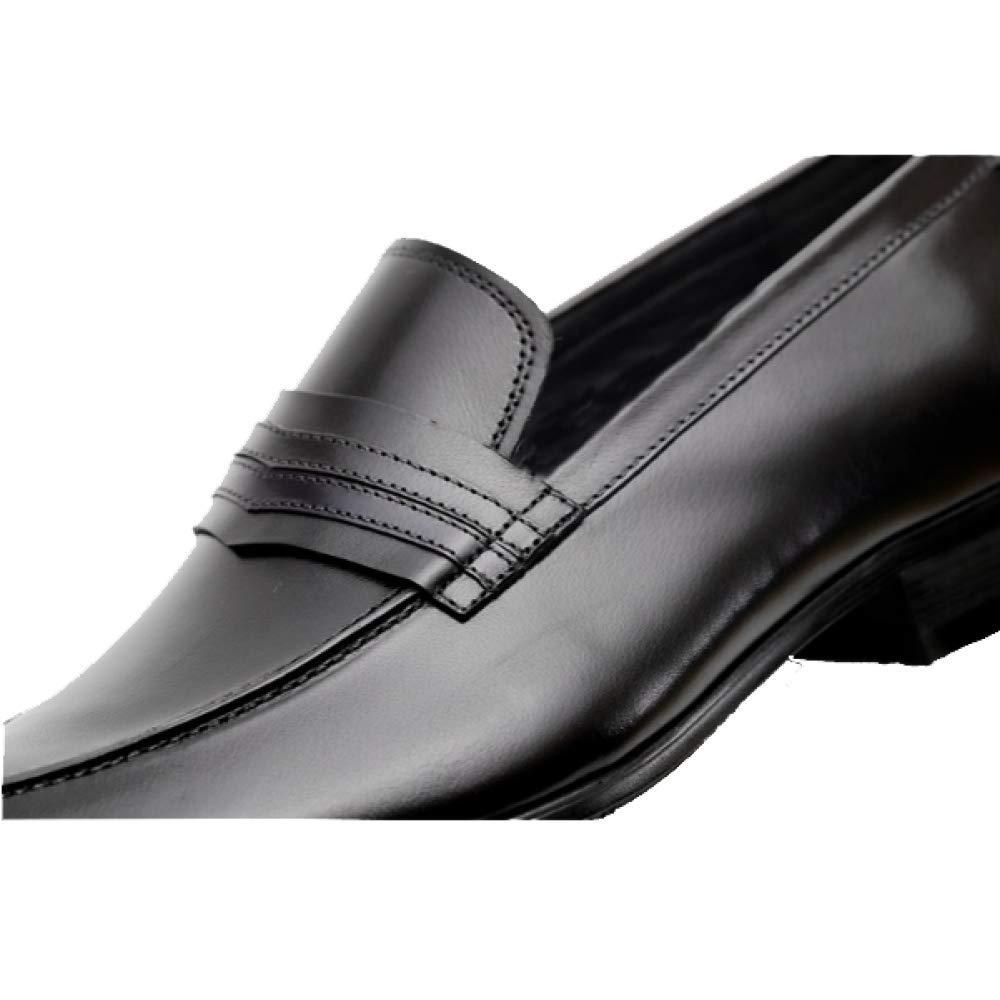 Herren Füßen Lederschuhe Business Sets Von Füßen Herren England Wies Bequeme Casual Lightweight schwarz ac6a7d