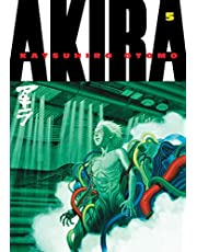 Akira Volume 5: 05 (Akira (del Rey))