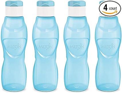 Amazon.com: MILTON Ace - Botella de agua deportiva con tapa ...